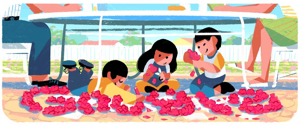 Festa dei genitori in Corea del Sud 08/05/2017