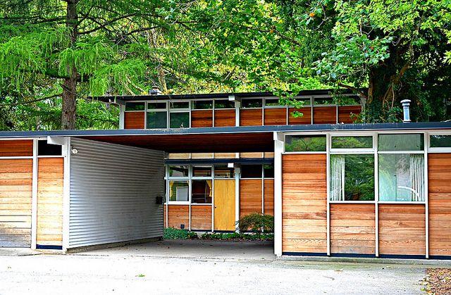 Max Depree House 1954 Casas Casa Estilo Arquitectura