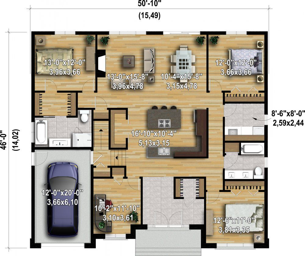 Plan Image Used When Printing Maison Pinterest House