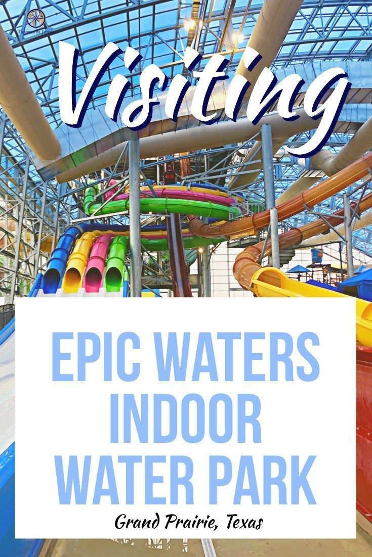 Get Away to This Epic Grand Prairie Indoor Water Park ...