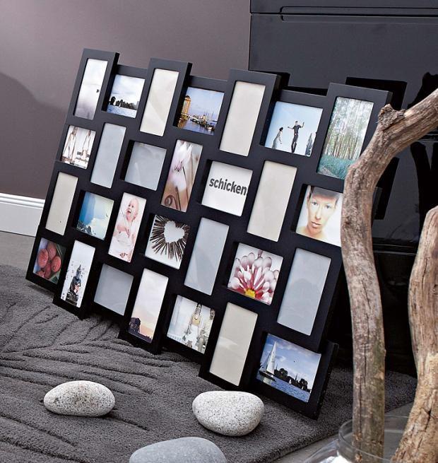 rahmen f r bilder fotos galerieschienen und bilderleisten viele kleine bilder collagerahmen. Black Bedroom Furniture Sets. Home Design Ideas