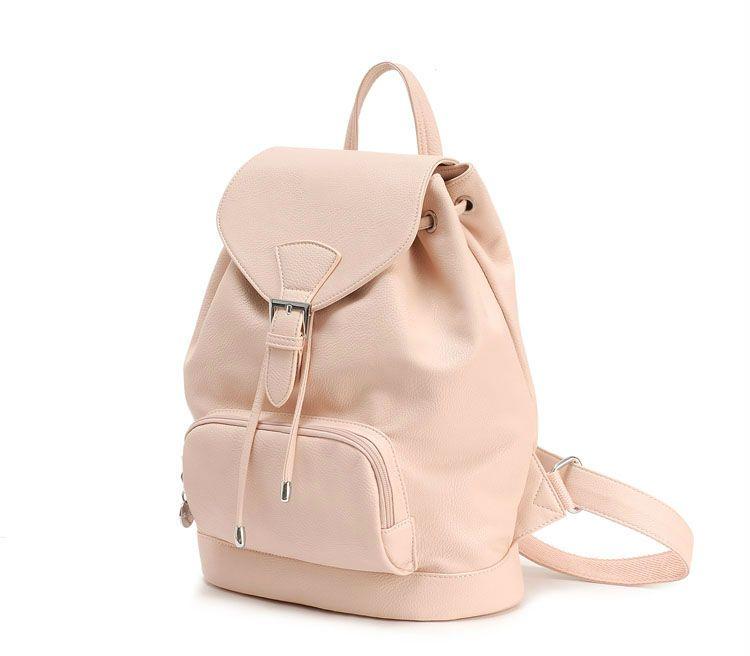 Mädchen leder rucksack taschen, rucksack tasche, laptop-rucksack ...