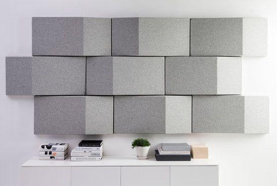 triline acoustical wall panel de abstracta panneaux muraux