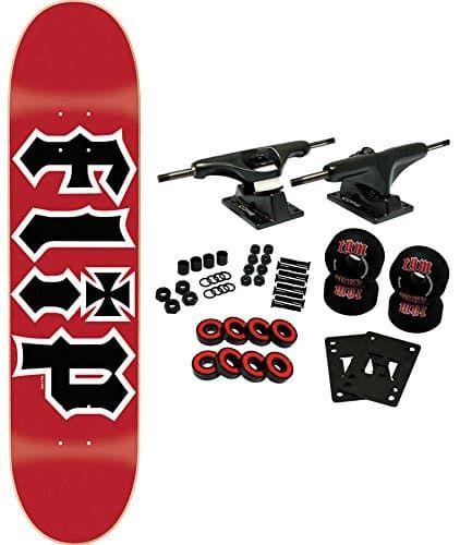 Flip Skateboards Hkd Red 7 5 Complete Skateboard Online Skateboard Shop Dailyskatetube Com Skateboard Flip Skateboards Complete Skateboards