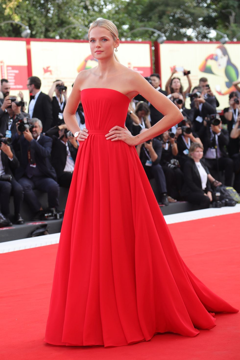 Photo of All Of the Looks From the Venice Film Festival – 2018 Venice…