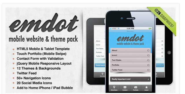 23 Best Jquery Mobile Themes For Responsive Web S