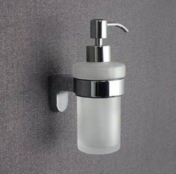 All Copper Wall Mounted Soap Dispenser Hotel Bathroom Toilet