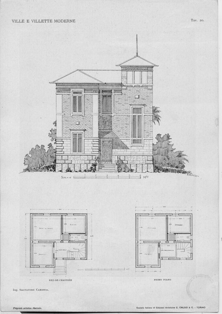 We Could Use This Plan For The Lighthouse Love Grace Vintage House Plans Architecture House Architecture
