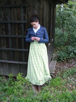 Kleidung um 1800: 1815 Spencer (Danske Dragter) | grungeempire ...