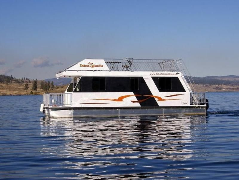 Lake Roosevelt Houseboats Rentals Favorite places and spaces