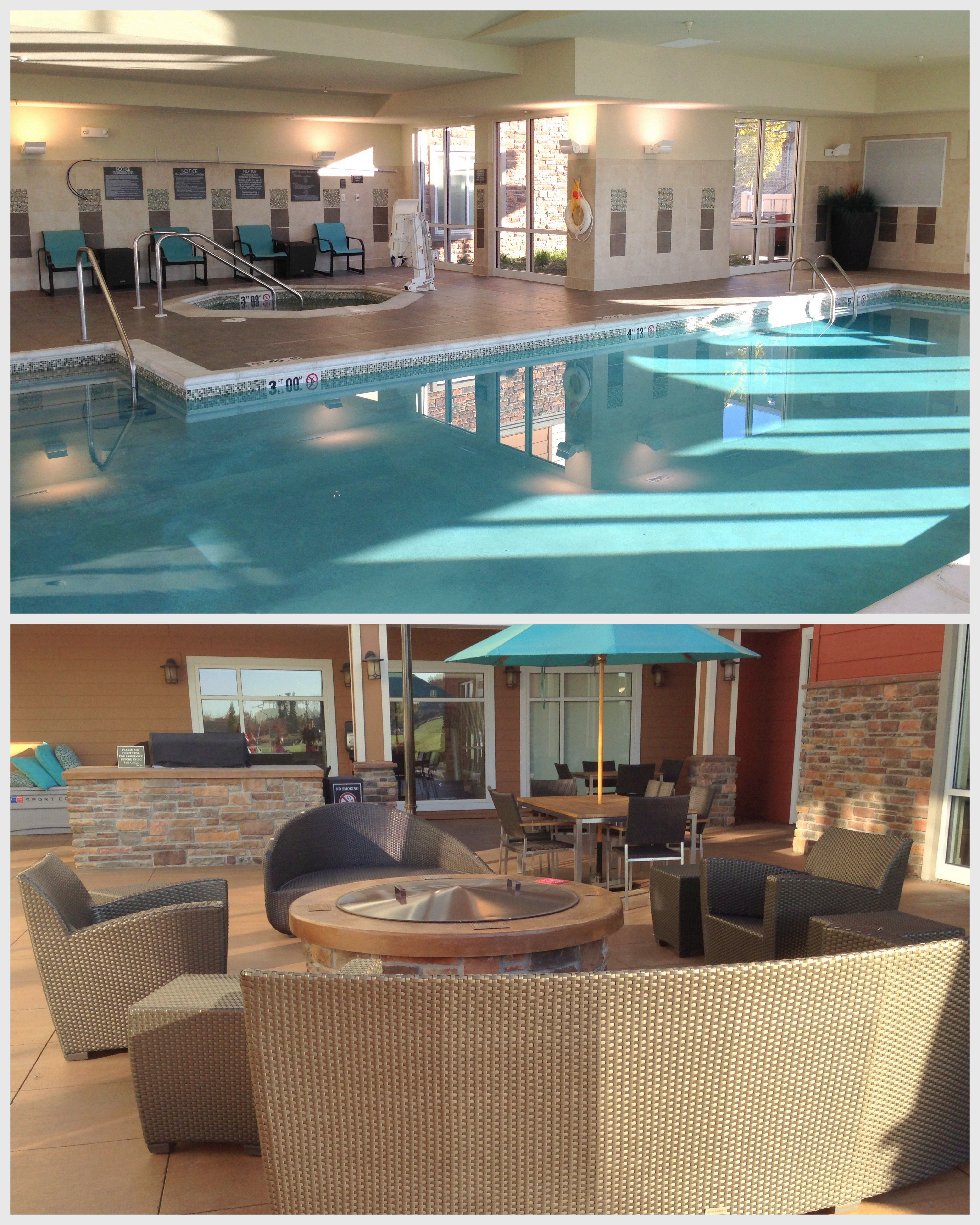 All-suite Residence Inn by Marriott is my pick for the best family hotel group. Residence Inn in Springfield, Illinois