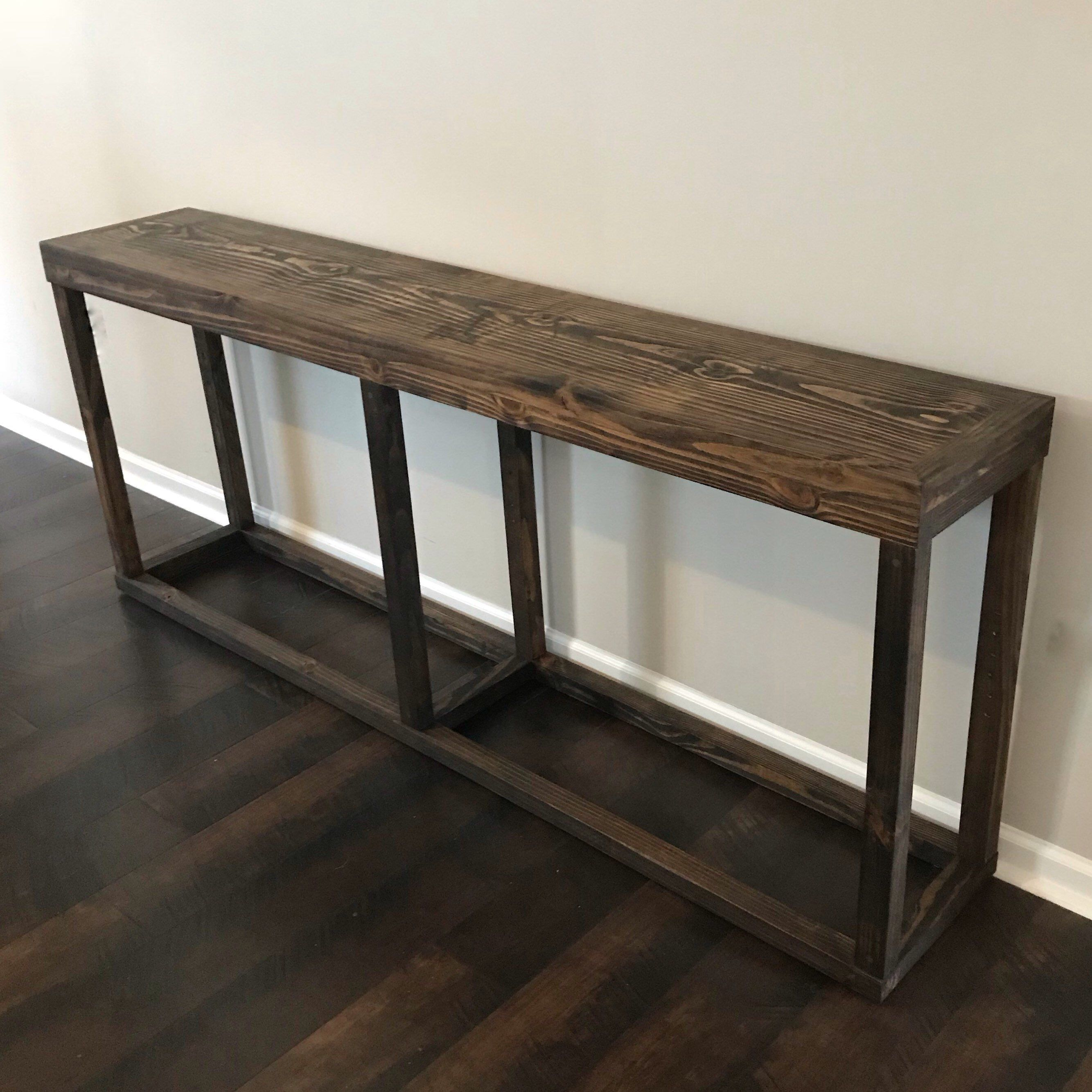 """Excited to share this item from my #etsy shop: 13"""" Deep Console"""