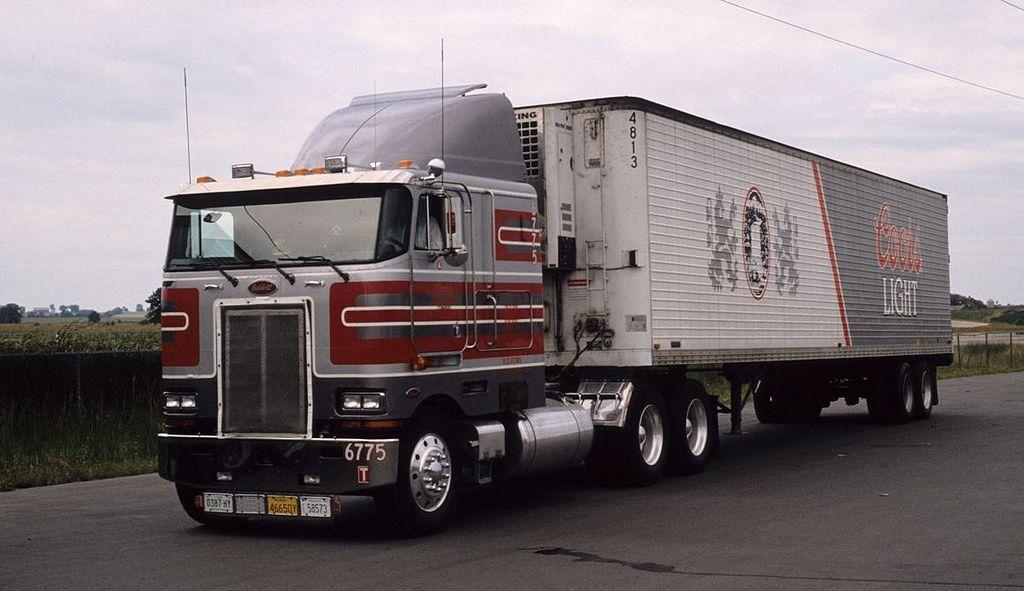 Colorado Kool Aid Hauler By Bill Bedell Peterbilt Peterbilt Trucks Old Trucks