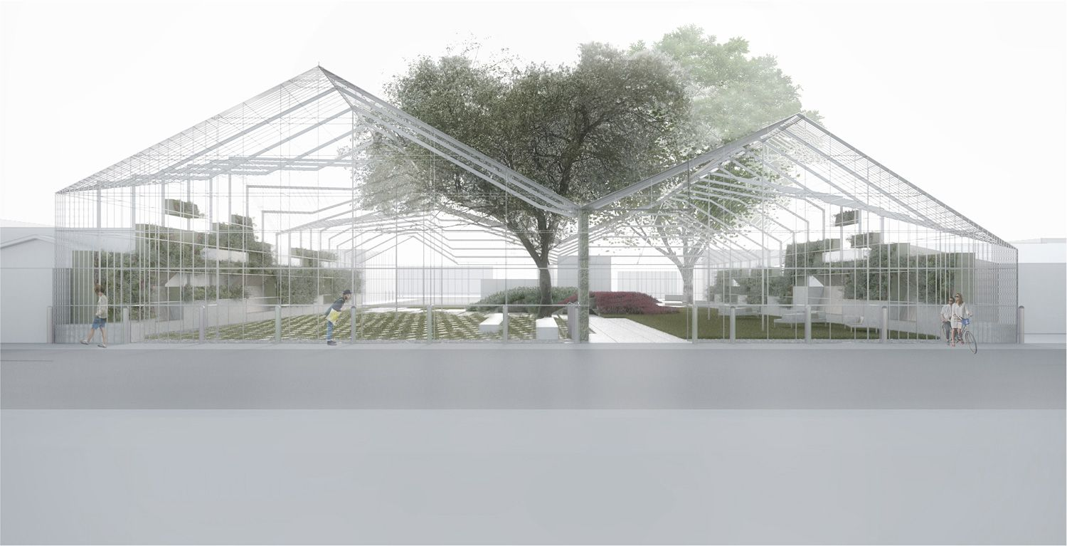 A closer look at the winning Wynwood Greenhouse garden park to be ...