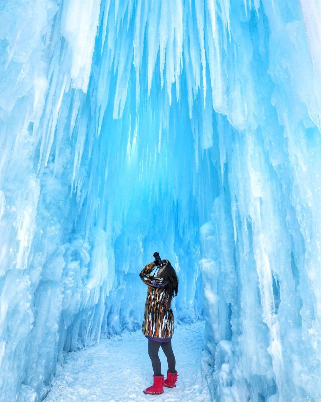 Canada's Only Ice Castles Are Officially Opening This