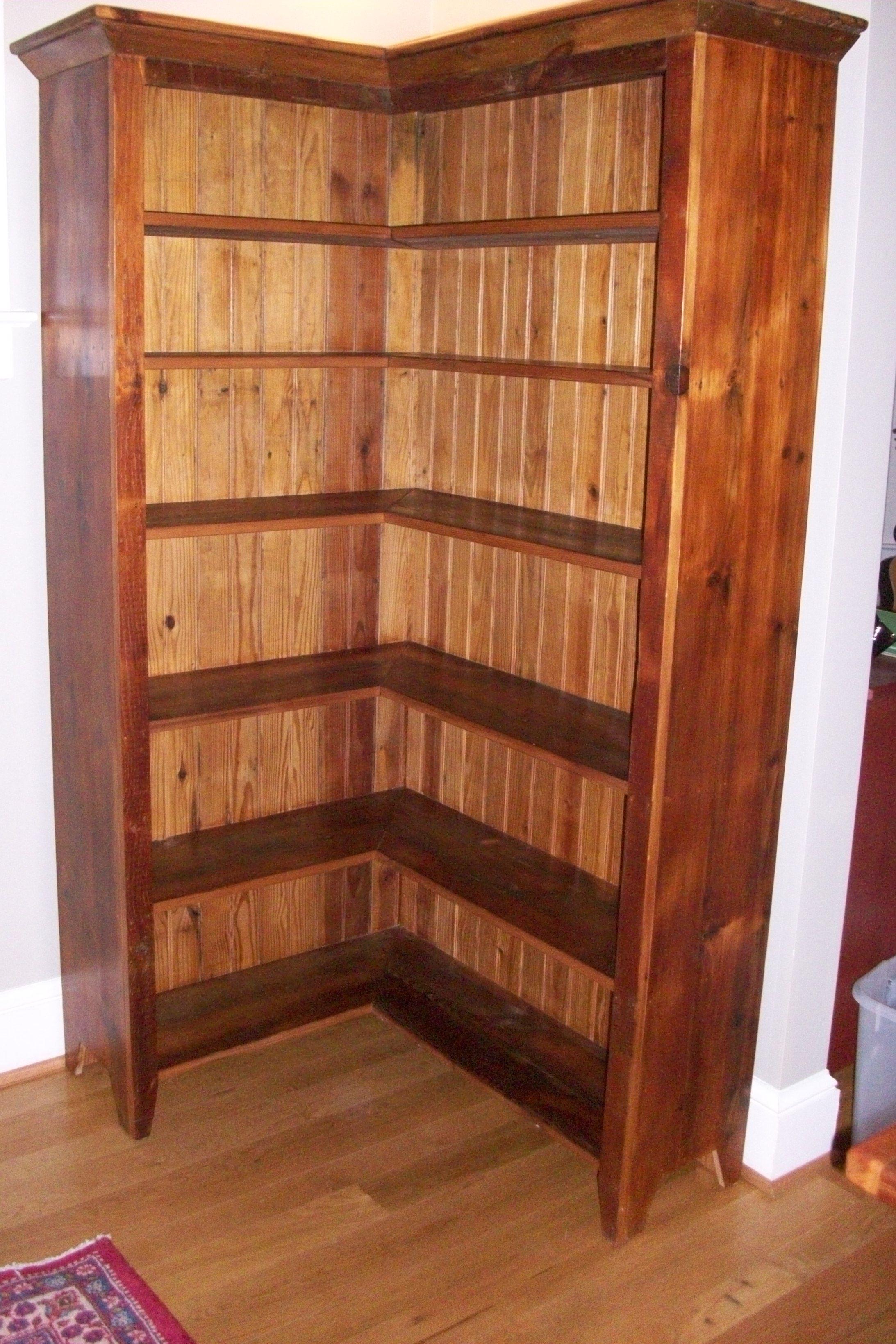 Delightful Corner Bookcase From Furniture From The Barn. Www.furniturefromthebarn.com