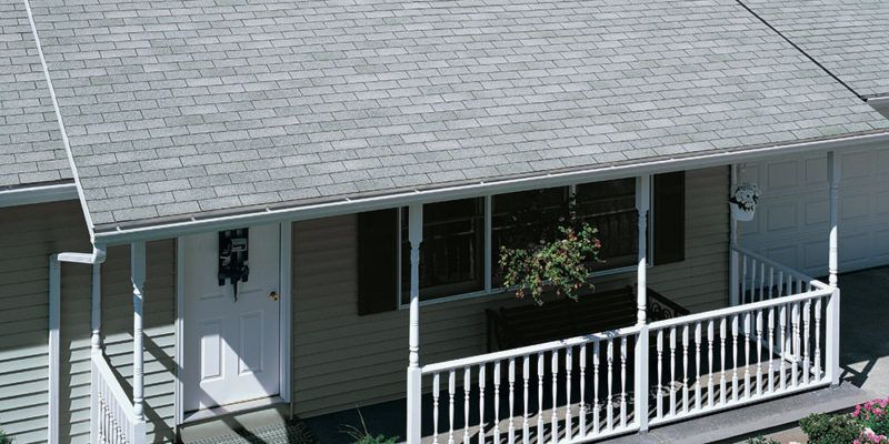 Image Result For Houses With Owens Corning Shasta White Roof Home And Garden House Outdoor Decor