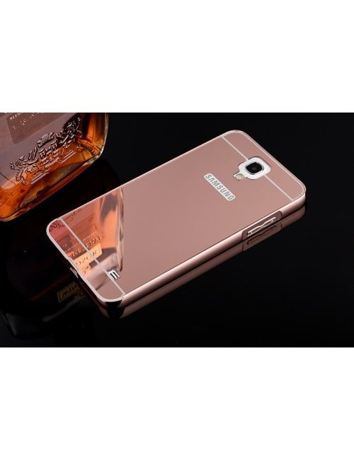 separation shoes 539cb abfe2 Samsung Galaxy Note 3 Metal Finish Mirror/Bumper Back Cover (Case ...