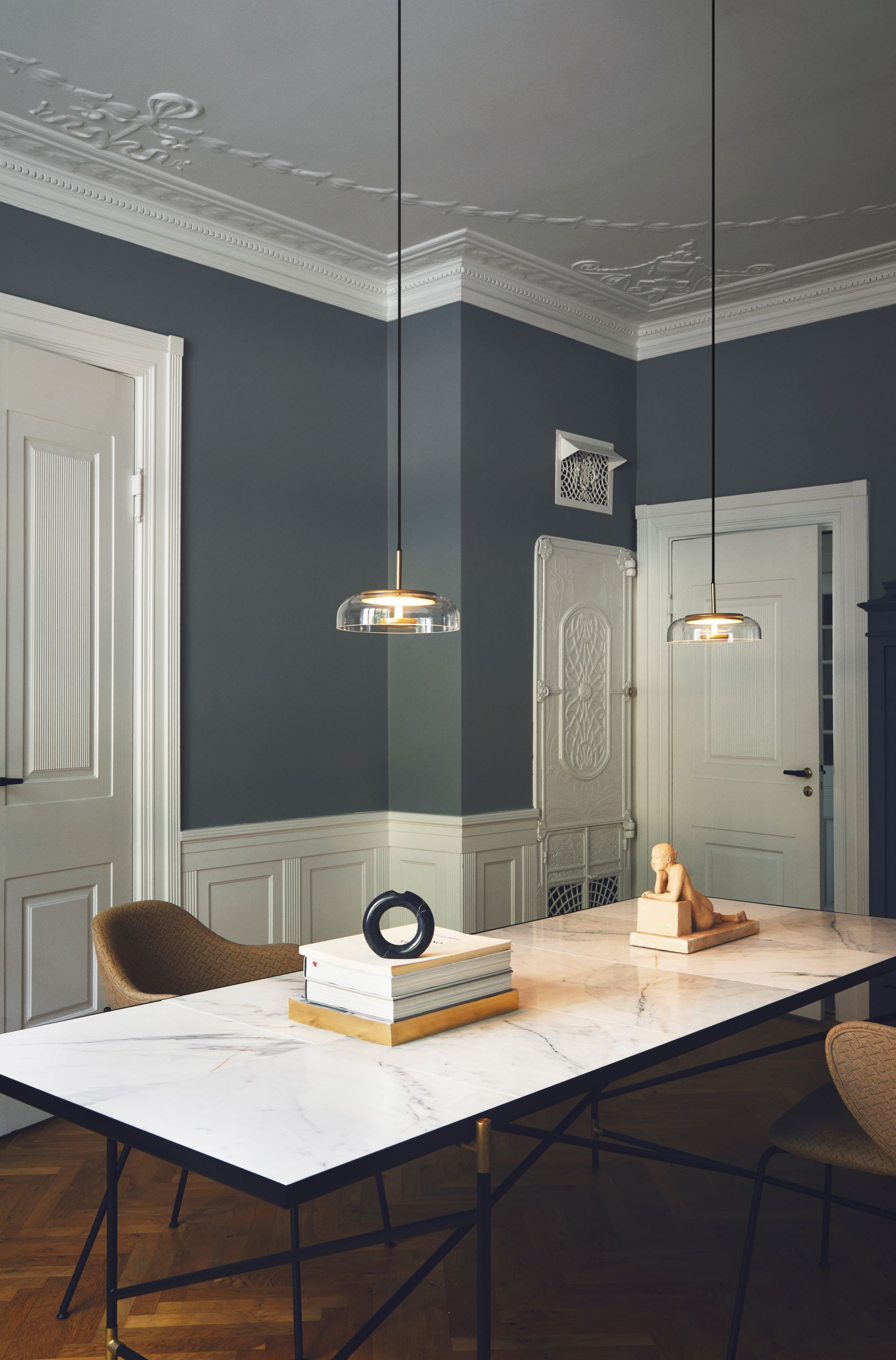 Lighting up a Room with Danish Design Company Nuura | Danish
