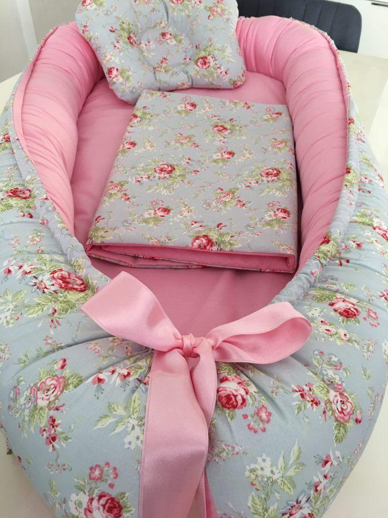 Organic Baby nest beds. Door to door delivery Baby nest