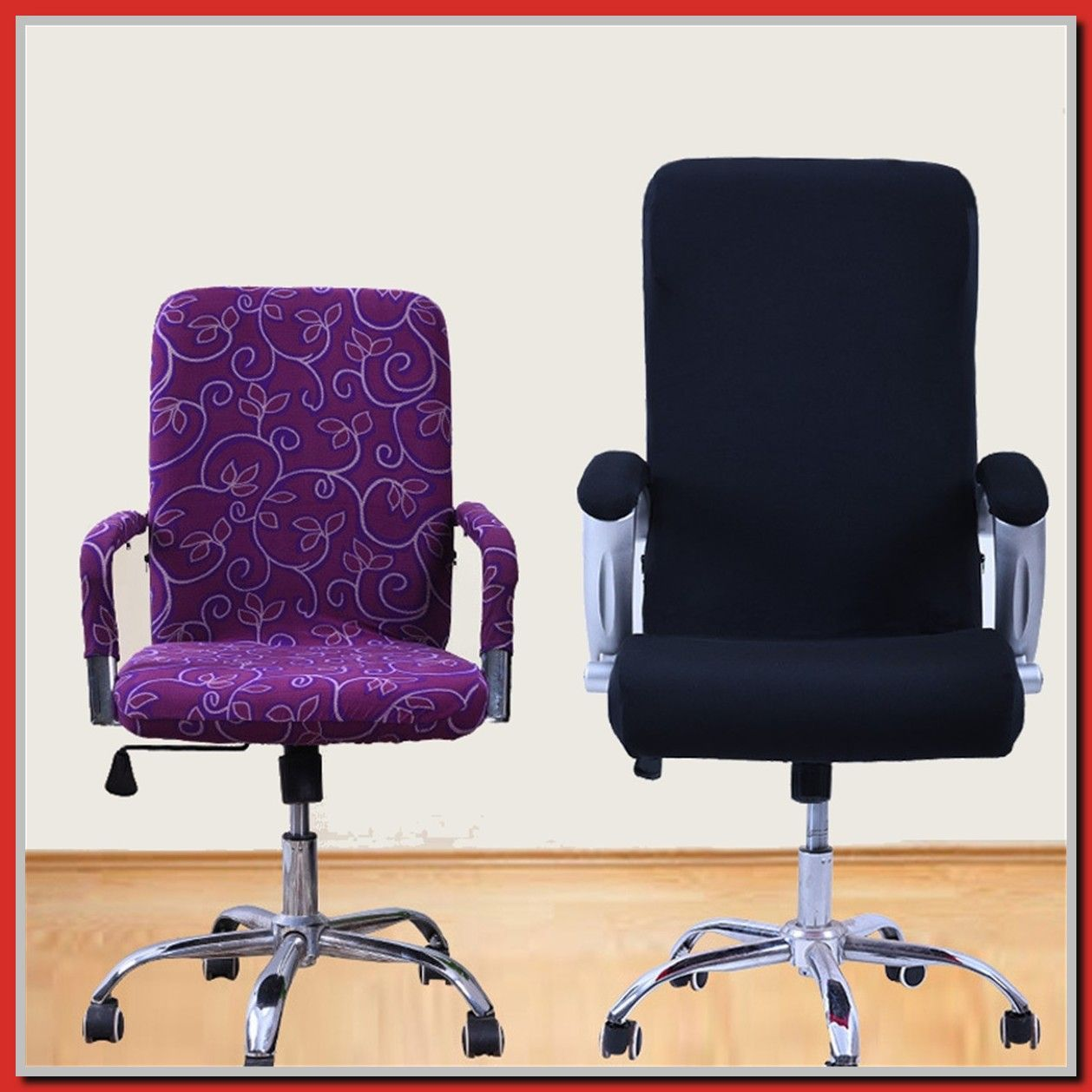 100 Reference Of Office Chair Cute Covers In 2020 Office Chair Cover Home Office Chairs Chair Covers Slipcover