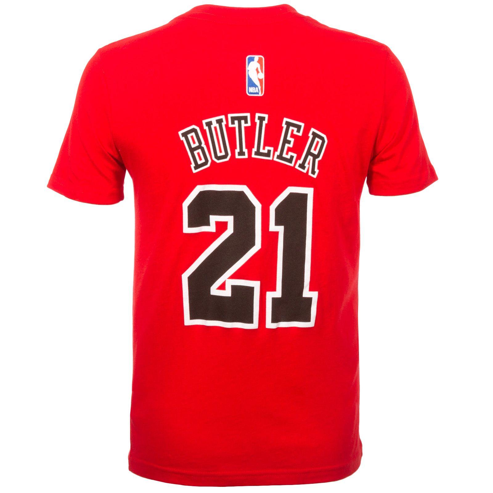 Jimmy Butler Chicago Bulls Boys Red Player TShirt