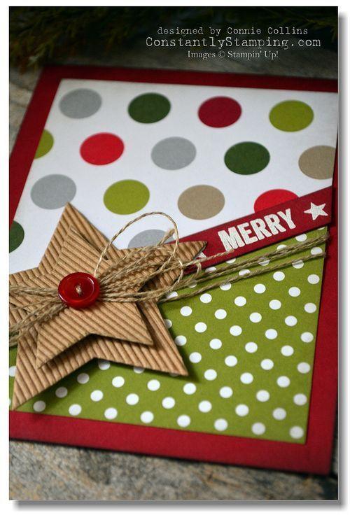 Tarjetas de navidad scrap pinterest