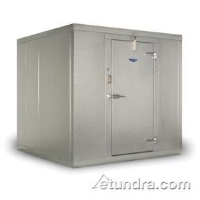 And 8x10 Walk In Cooler With Floor Available From The Tundra Specialties Website Walk In Freezer Locker Storage Flooring