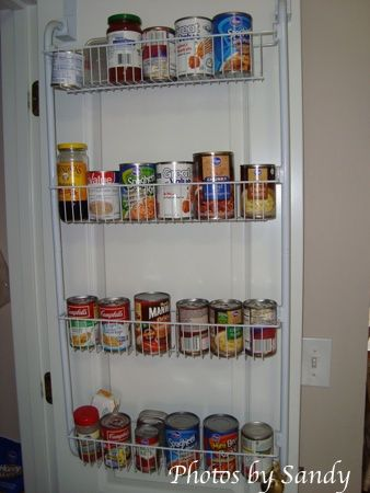 16 DIY Canned Food Organizers Pantry Shelves and Organizations
