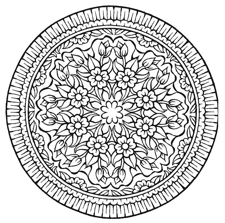 mandalas f r erwachsene kostenlos ausmalbilder f r kinder mandalas for coloring pinterest. Black Bedroom Furniture Sets. Home Design Ideas