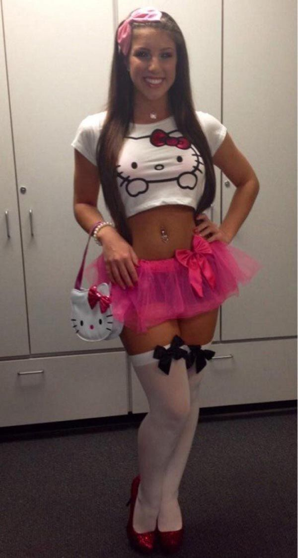 Are absolutely hello kitty slut will