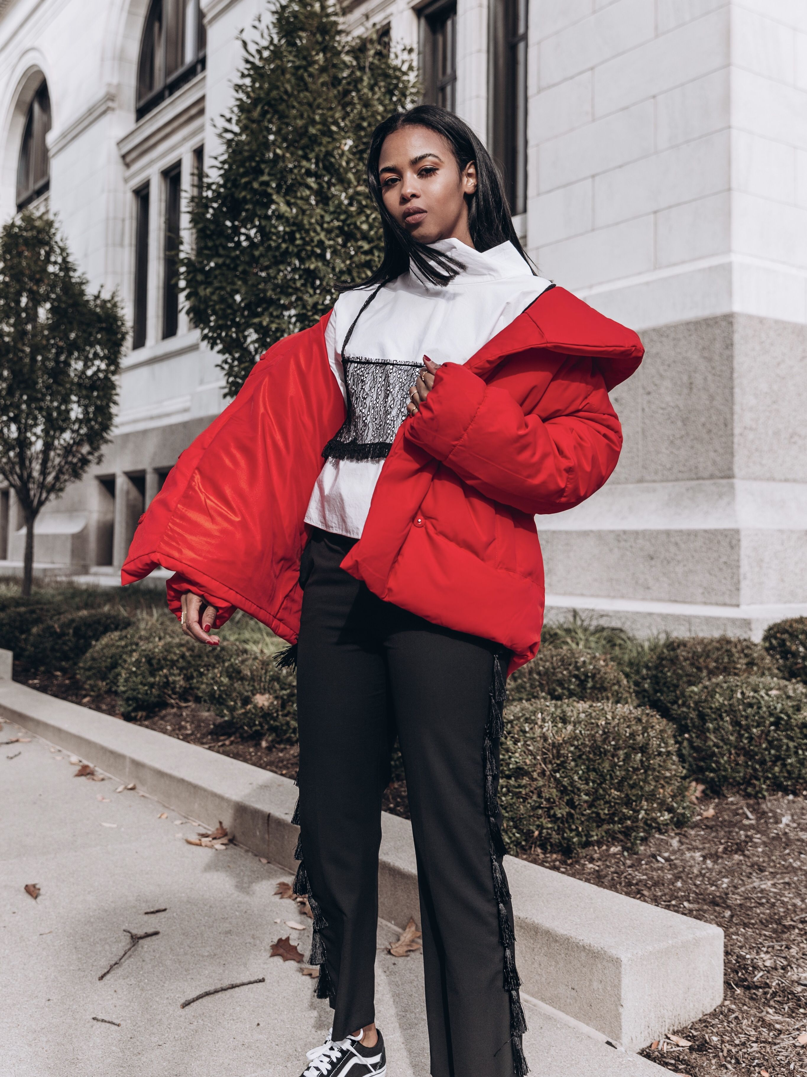fd71c9eec STYLE GUIDE: Styling Puffer Jackets | TheYusufs.com | Puffer jackets ...