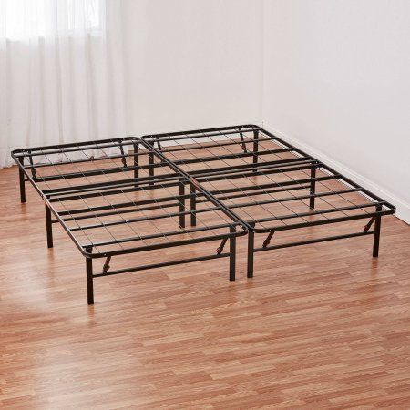 Home Steel Bed Frame King Bed Frame Metal Platform Bed