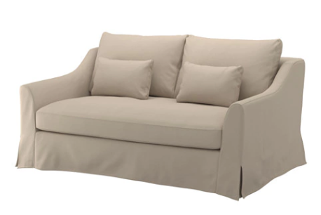 Need a chair that's comfortable yet doesn't cost thousands? IKEA Farlov Loveseat - Review by Comfort Works | Ikea ...