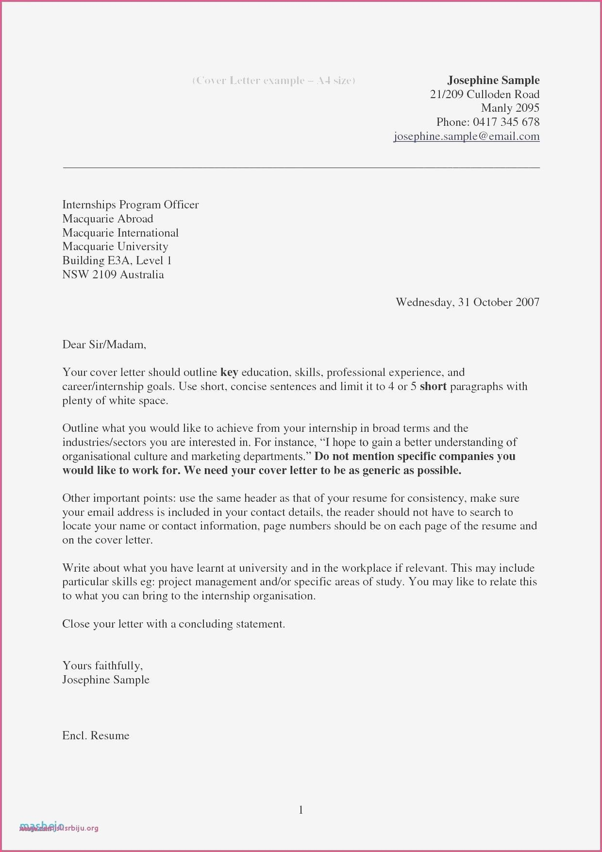 Download Fresh Example Of A Motivation Letter For A Job