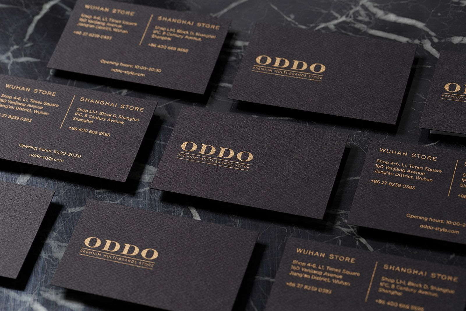 ODDO is a Multi-Brand Concept Store that offers Designer Menswear ...