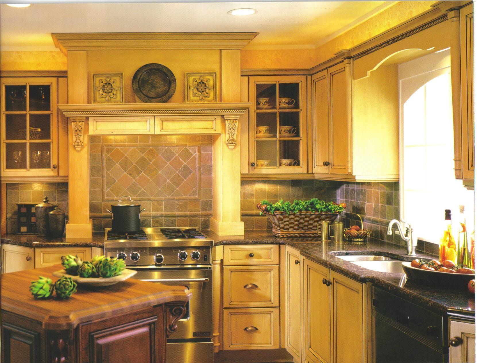 kitchen cabinet color schemes - Google Search | Kitchen ...