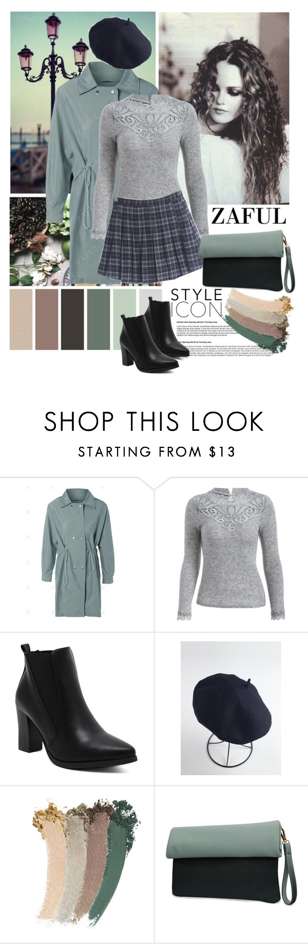 """""""Zaful"""" by ruza-b-s ❤ liked on Polyvore featuring Cinque, Gucci and zaful"""