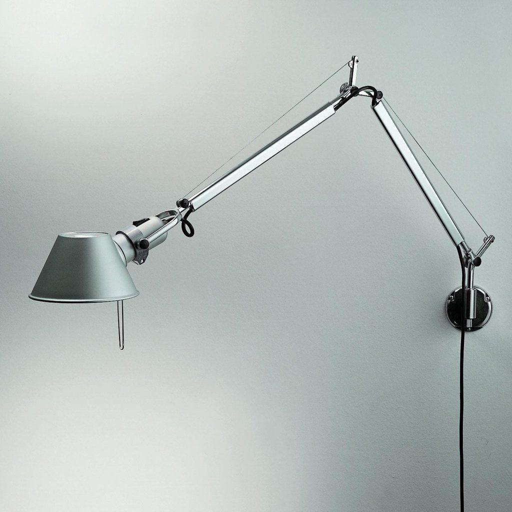 Tolomeo Replica Long Arm Wall Light Bedside Contemporary