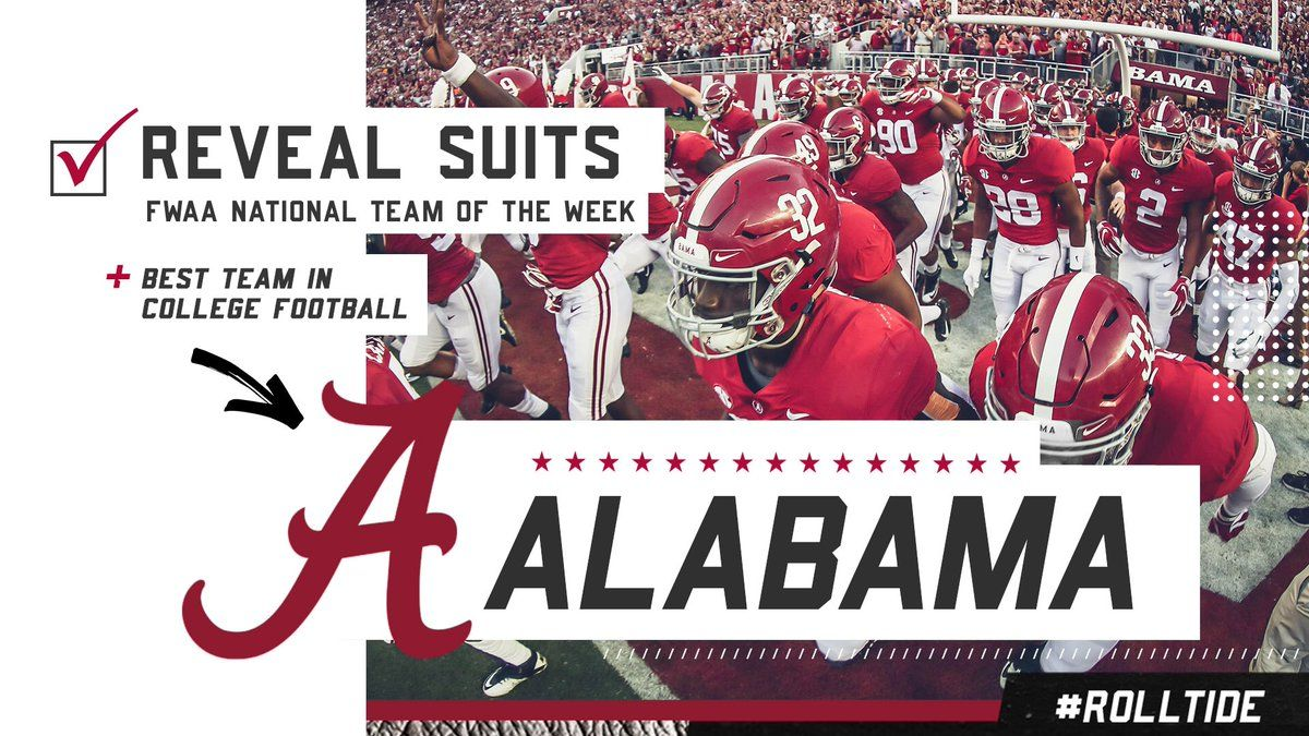 Alabama Football Alabamaftbl Twitter Alabama Football