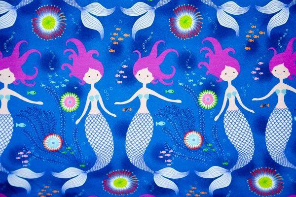 Jersey Meerjungfrauen Mermaid Shirt Hilco