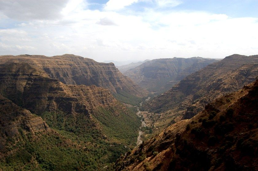 The East African Rift is the birthplace of a future ...