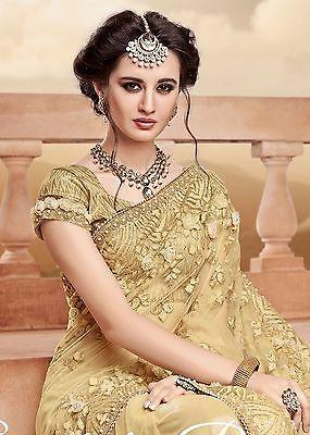 Designer Saree Pakistani Bollywood Indian Sari traditional WEDDING FANCY SAREES