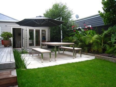 Artedomus NZ Ltd in 2020 | Patio garden design, Small ...