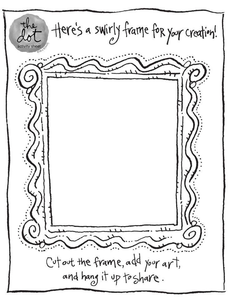 Image Result For Dot Day Coloring Page The Dot Book Art Lessons
