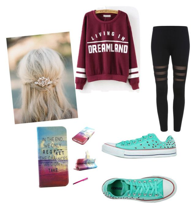 """""""The Inspiration"""" by cambam435 on Polyvore featuring Converse"""