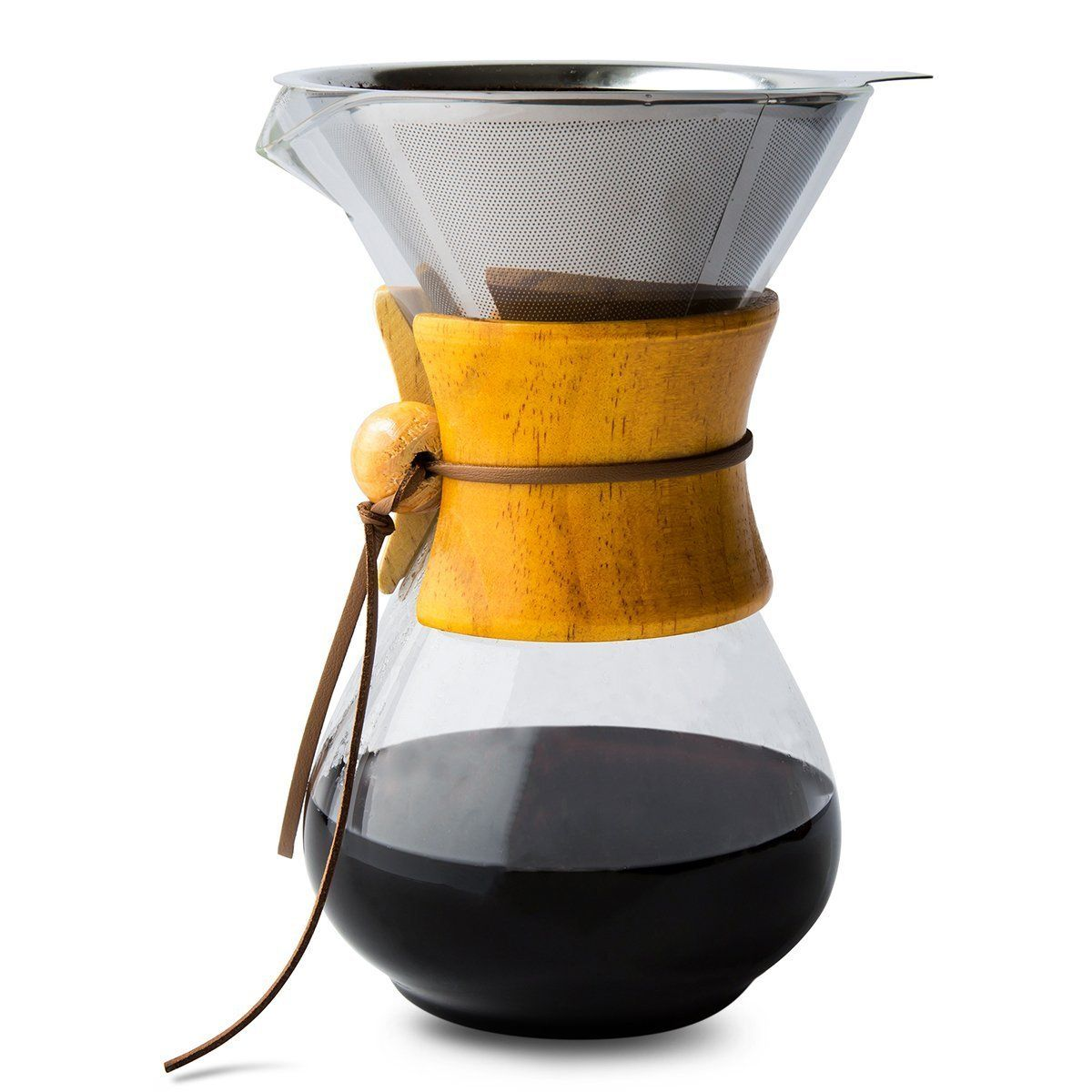 Pour Over Coffee Maker in 2019 Pour over coffee maker