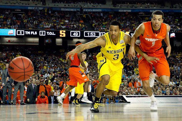 Michigan vs Syracuse - 2013 Final Four