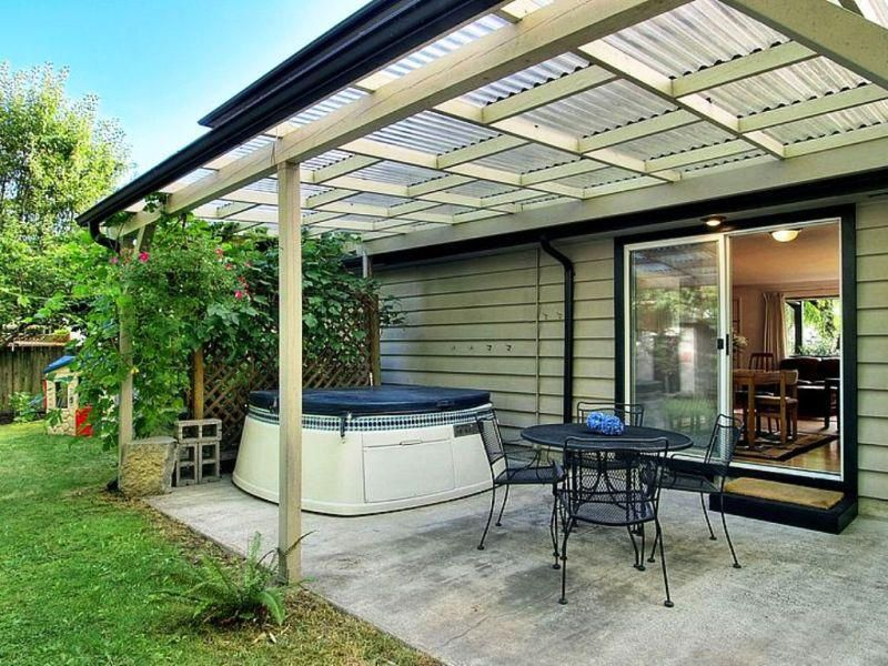 Clear Corrugated Plastic Roofing Capricornradio Homescapricornradio Homes Outdoor Pergola Covered Patio Design Pergola