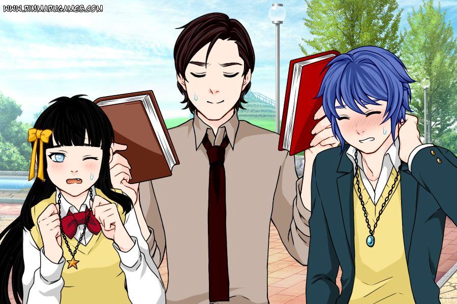 Manga Creator School Days page17 by Rinmaru on DeviantArt